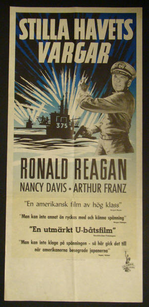 STILLA HAVETS VARGAR (RONALD REAGAN, NANCY DAVIS)