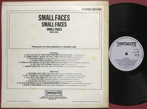 "SMALL FACES - ""same"" UK-orig Immediate stereo LP 1967"