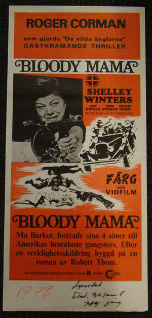 BLOODY MAMA (ROGER CORMAN)