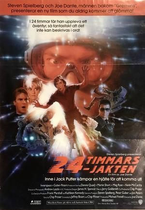 24-TIMMARSJAKTEN (1987)