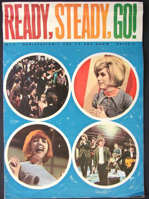 READY, STEADY, GO! No 3 1964