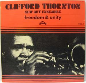 Clifford Thornton (1967) French 70's reissue