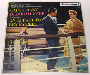 An affair to remember - O.S.T. LP USA Press
