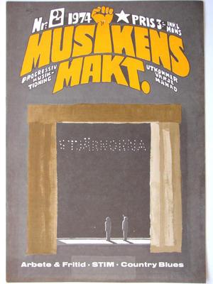 MUSIKENS MAKT no 2, 1974