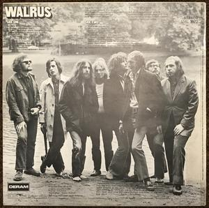 "WALRUS - ""same"" UK-orig LP 1970"