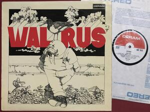 "WALRUS - ""same"" UK-orig LP 1970"