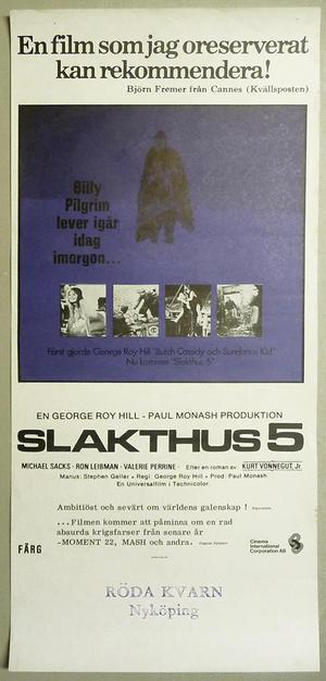 SLAKTHUS 5 (1972)