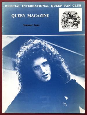 QUEEN magazine - Sommarnummer 1976
