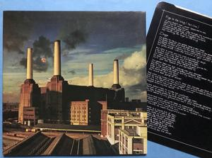 PINK FLOYD - Animals UK-orig LP 1977