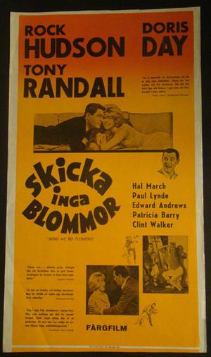 SKICKA INGA BLOMMOR  (1965)