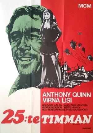 25:e TIMMAN (1967)