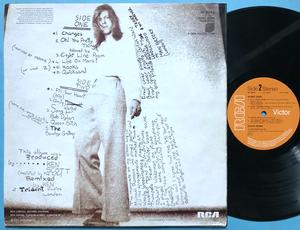 DAVID BOWIE - Hunky dory UK-orig LAMINERAT omslag LP 1971