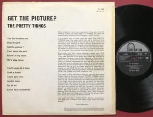 PRETTY THINGS - Get the picture? UK-orig LP 1965