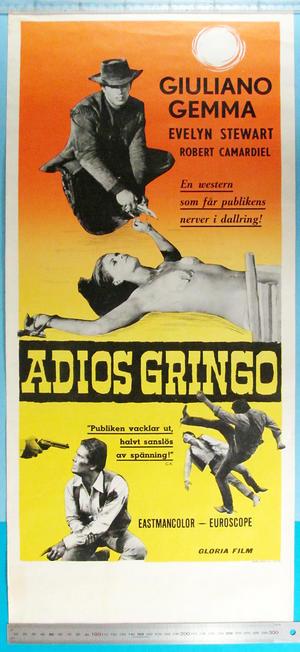 ADIOS GRINGO (1966)