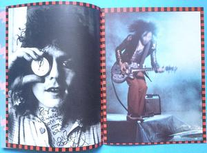 T. REX / MARC BOLAN - Born to boogie Souvenirprogram 1972