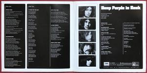 DEEP PURPLE - In rock UK-orig LP 1970