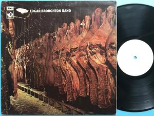 "EDGAR BROUGHTON BAND - ""same""  UK-orig  TESTPRESS LP 1970"