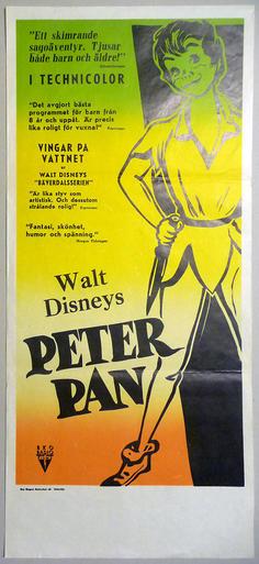 Walt Disney's PETER PAN (1953)