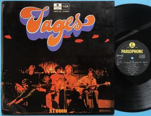 TAGES - Studio Swe-orig LP 1967