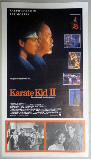 KARATE KID II (1986)