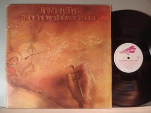 MOODY BLUES - To our childrens...VERY RARE UK ORIG MONO 1969!