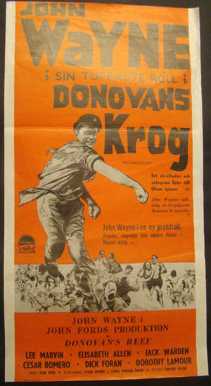 DONOVANS KROG (1963)