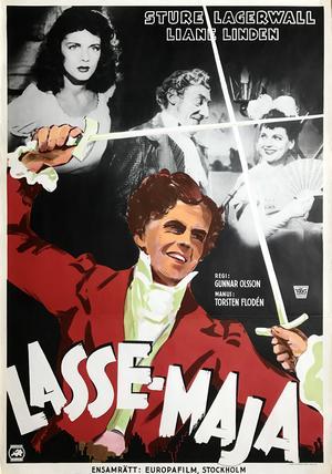 LASSE-MAJA (1941)