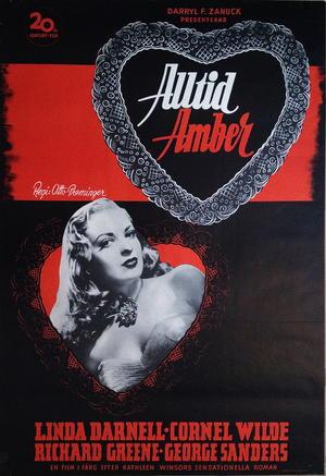 ALLTID AMBER (1948)