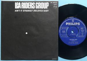 LEA RIDERS GROUP - Ain´t it strange Swe PS 1967