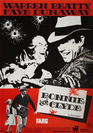 BONNIE & CLYDE (1967)