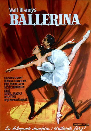 WALT DISNEY´S - BALLERINA (1966)