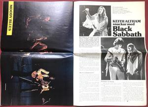 ZONK - Nr 3 1973 MICK JAGGER omslag