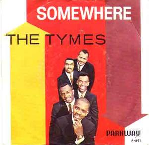 TYMES Somewhere / View from my window 7""