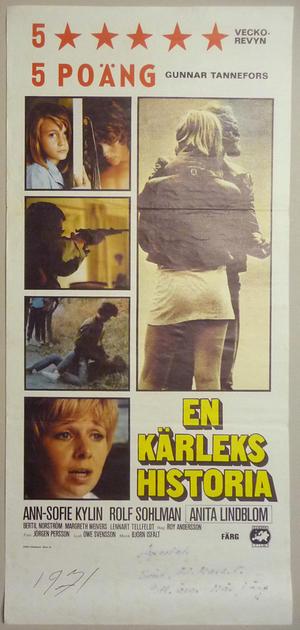 A SWEDISH LOVESTORY (1970)